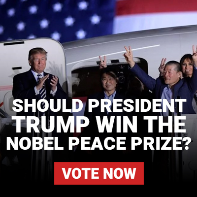 Should President Trump Win the Nobel Peace Prize?