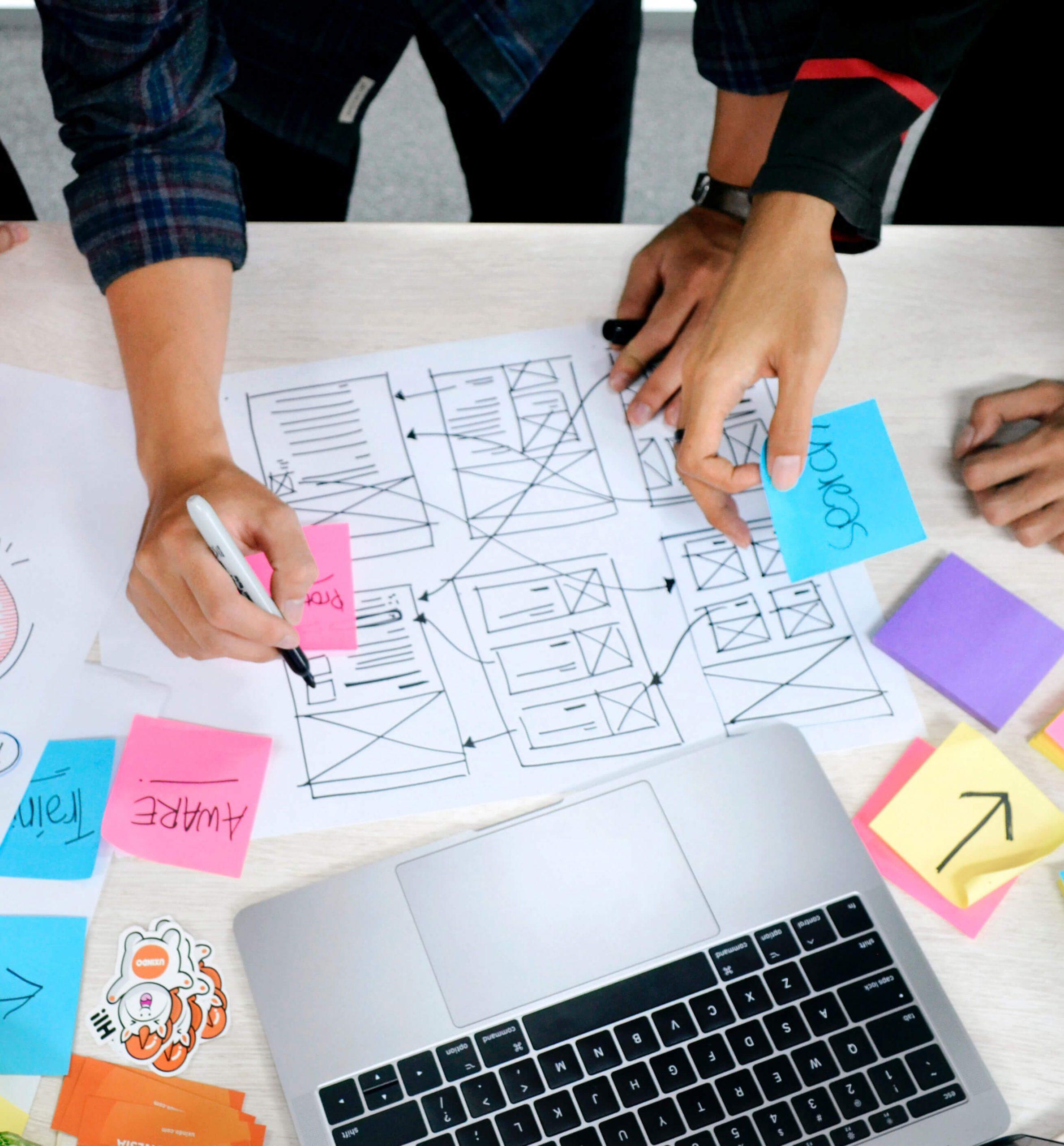 Web site planning